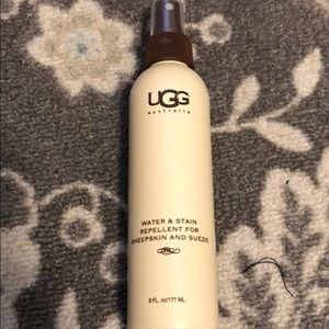 ugg stain & water repellent